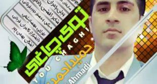 حمید احمدی - توی چاغی