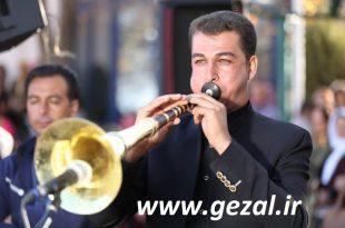 حمید حیدری سازنقاره www.gezal.ir