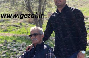 یونس احمدی دستمال بازی www.gezal.ir