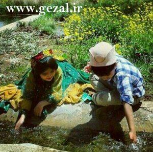 قدمعلی قزلبیگلو ترکی www.gezal.ir