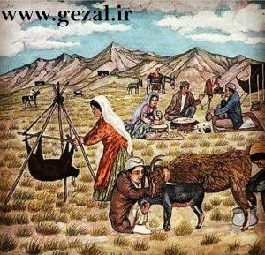 کیوان محمدی قشقای www.gezal.ir