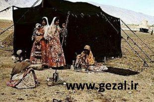 قشقایی روحین مرادی www.gezal.ir